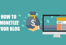 How to Moetize Your Blog