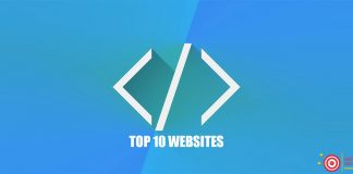 Top 10 Website 2017