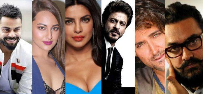 Top 10 Celebrities